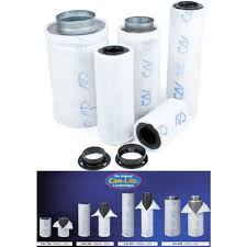 FILTRO CARBON CAN FILTER LITE 150 M3/H 100X250MM