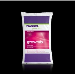 GROW MIX CON PERLITA 25 L. PLAGRON