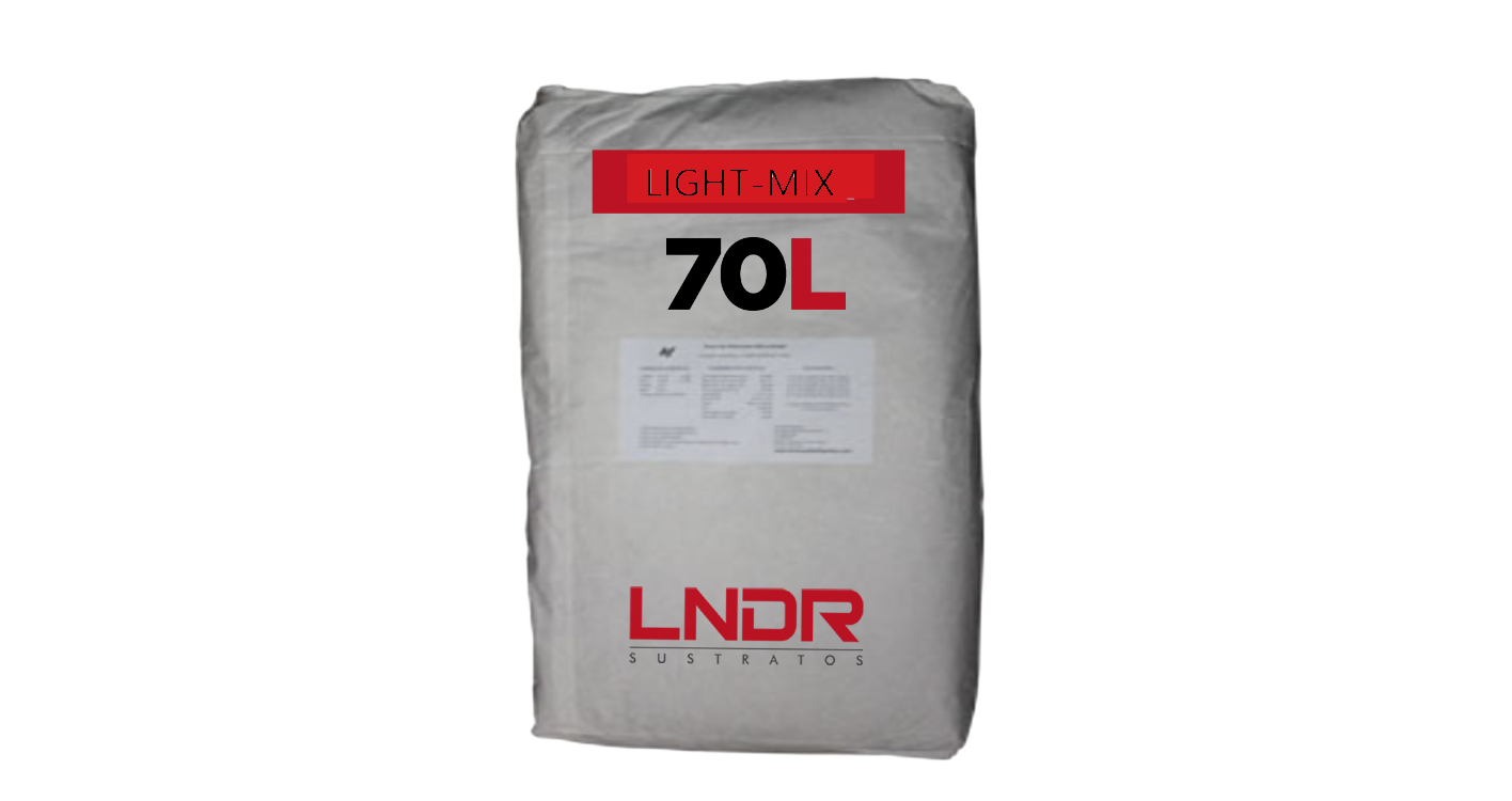SUSTRATO LANDAREA LIGHT MIX 70L