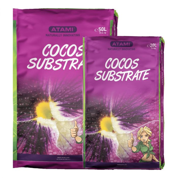 COCO SUBSTRATE 50L B´CUZZ